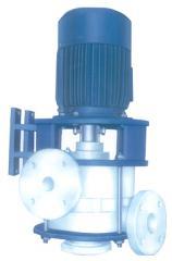 Principal of the Glandless Pump
