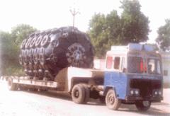 Largest Pneumatic Fender