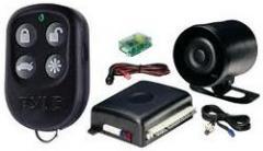 Vehicle And Car Alarm