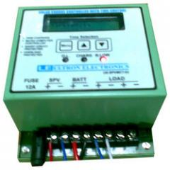 Solar Charge Controller Cum Battery Charger
