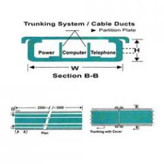 Trunking System / Cable Ducts