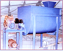 U-Mixer Cum Ribbon Blender