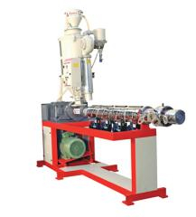 High Output Grooved Feed Extruder ( For H.D.P.E.
