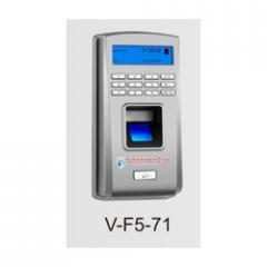 Simple Access Control & Time-Attendance