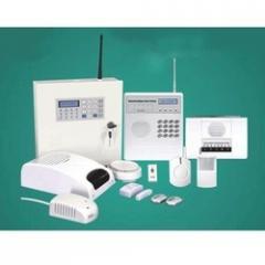 Intrusion Alarm Control Panel