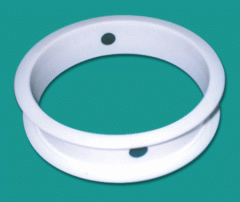 PTFE teflon butterfly valve seat