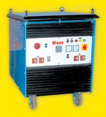 Submerged ARC Welding Equipments