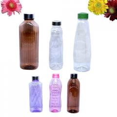 Pet Plastic Freeze Bottles