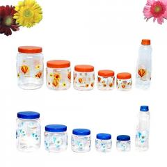 Pet Plastic Personal Care Bottles