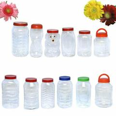 Pet Plastic Food Product Containers