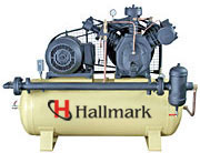 Multi Stage High Air Pressure Compressors
