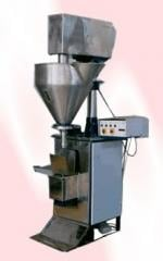 Semi - Automatic Augur Filling Machine