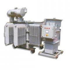 Transformer with Built in HT Automatic Voltage