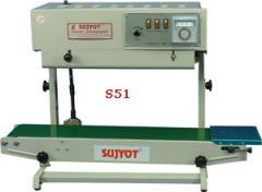 Continuous Vertical Sealer Machine