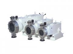 High Pressure Triplex Diaphragm Pump