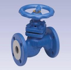 Flanged End Piston Valve