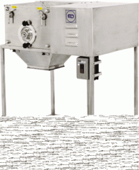 Oscillating granulator (horizontal type)