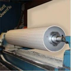 Rubber rolls for Textile industries