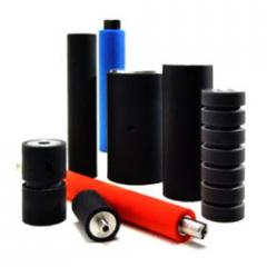 Rubber rolls for the Printing