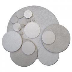 Porous Filter Disc