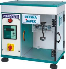Digital Density Tester With Accuracy 5MG