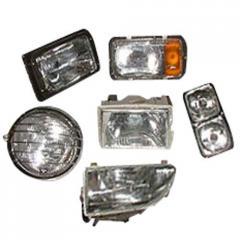Auto Lights- Parts