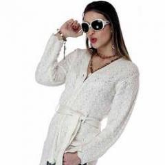 White Long Coat