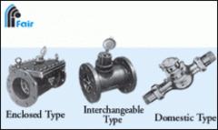 Water Meters Inferential Dry Type