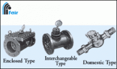 Water Meters Inferential Dry Type