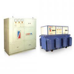 Servo Controlled Voltage Stabiliser