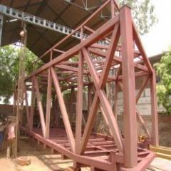 Metal Column
