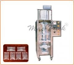 Single Head Liqud Pouch Packing Machine