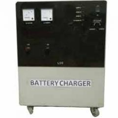 Full Bridge SCR Controlled Battery Chargers
