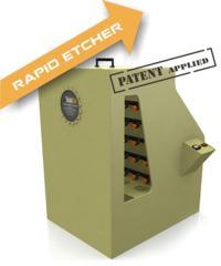 Etching machine Rapid Etcher