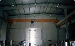 Single Girder E.O.T. Cranes