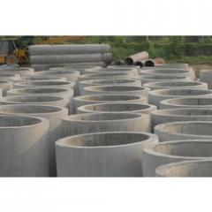 Reinforced Cement Concrete (RCC) pipes