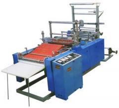 Automatic Side Sealing Bag Making Machine