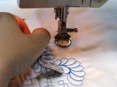 Normal Embroidery Machines