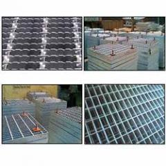 Floor Steel Grating
