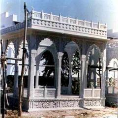 Rajasthani Gazebo