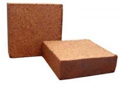 Coconut Peat Block