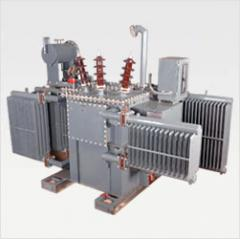 H.T. Transformer with Built in Automatic Voltage