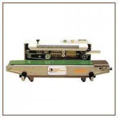 Continuous Pouch Sealer machines