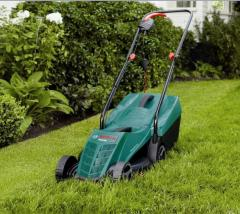 Lawn Mowers Electric Bosch
