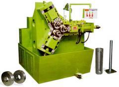 Three Roll Type rolling machine