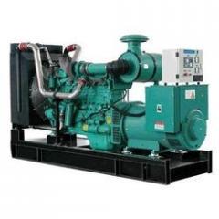 Deisel Generator Sets on Rent