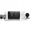 7 Wireless 6 Wired Zones Alarm System