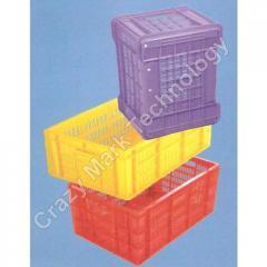 High Density Polythene Plastic Crates