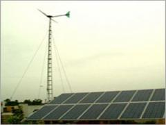 Roof Top Hybrid Electric Generators