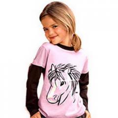 Girls Full Sleeves T-Shirt